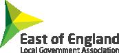 Logo for the East of England LGA