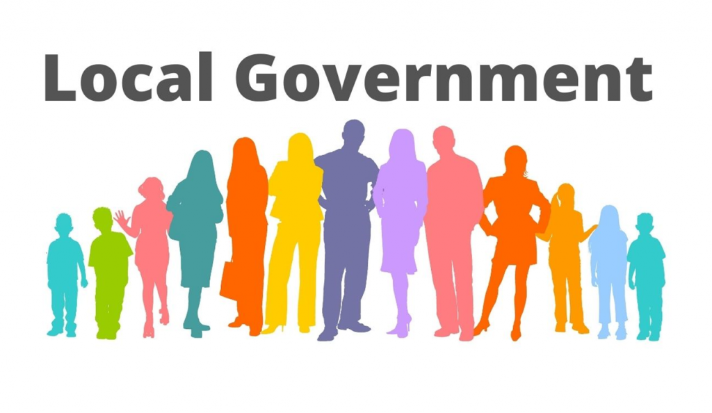 people representing local government